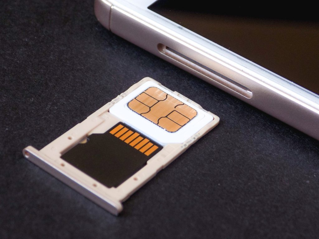 What is a hybrid SIM slot