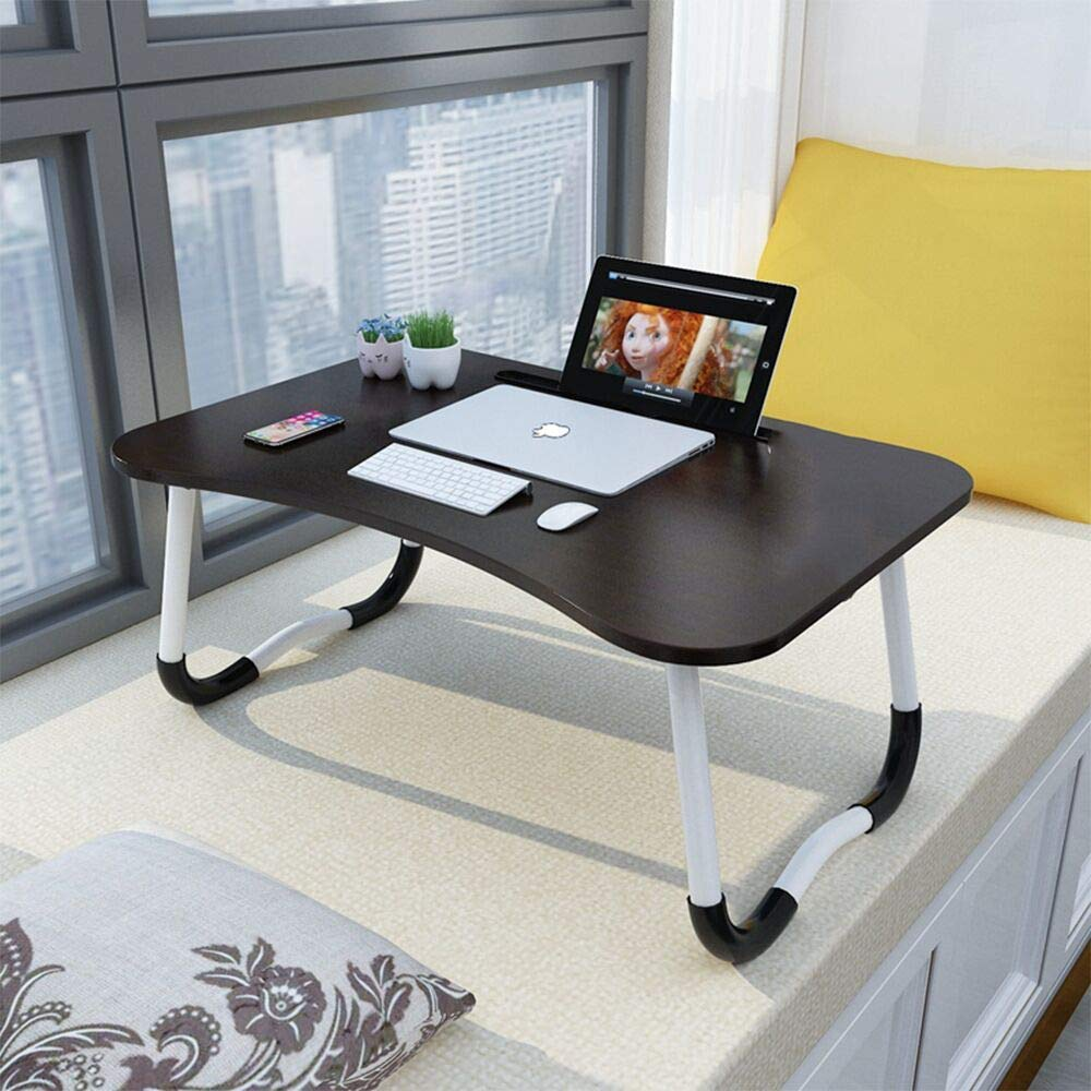 Adjustable Laptop Bed Table Lap Desk