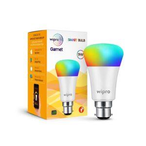 wipro Wi-Fi Enabled Smart LED Bulb