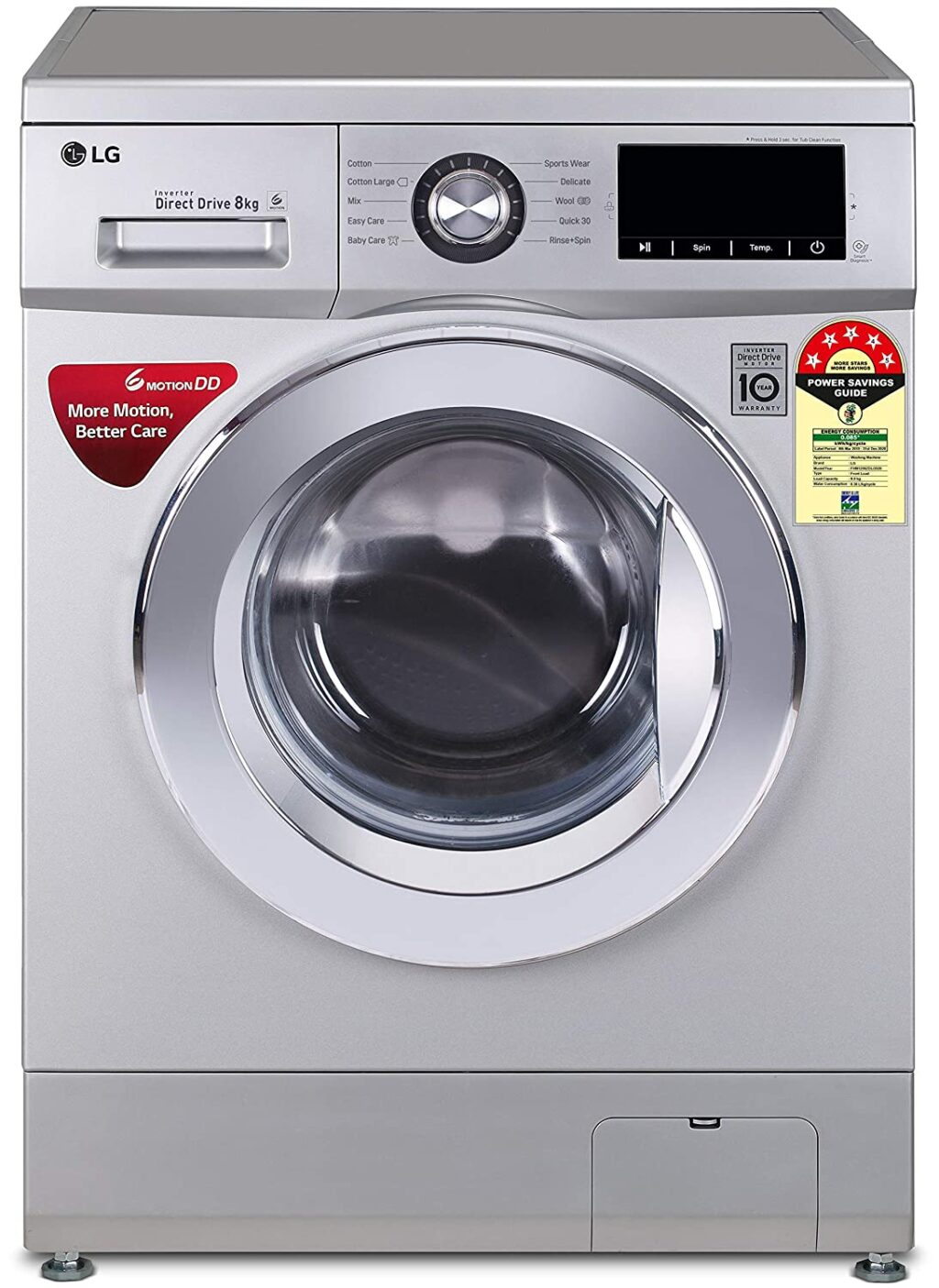 5 Best Washing Machine with Inverter Technology India 2020