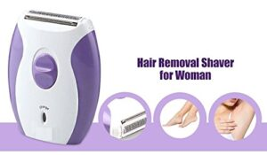 Maxel Rechargeable Lady Shaver Epilator