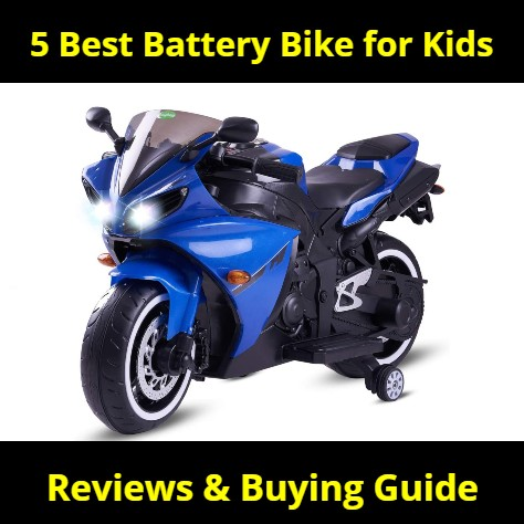 5 Best Battery Bike for 10 Year Old Boy India 2021