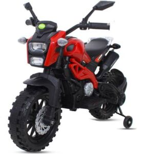 Baybee Adventure Battery Operated Bike for Kids